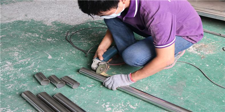 焊接生产作业