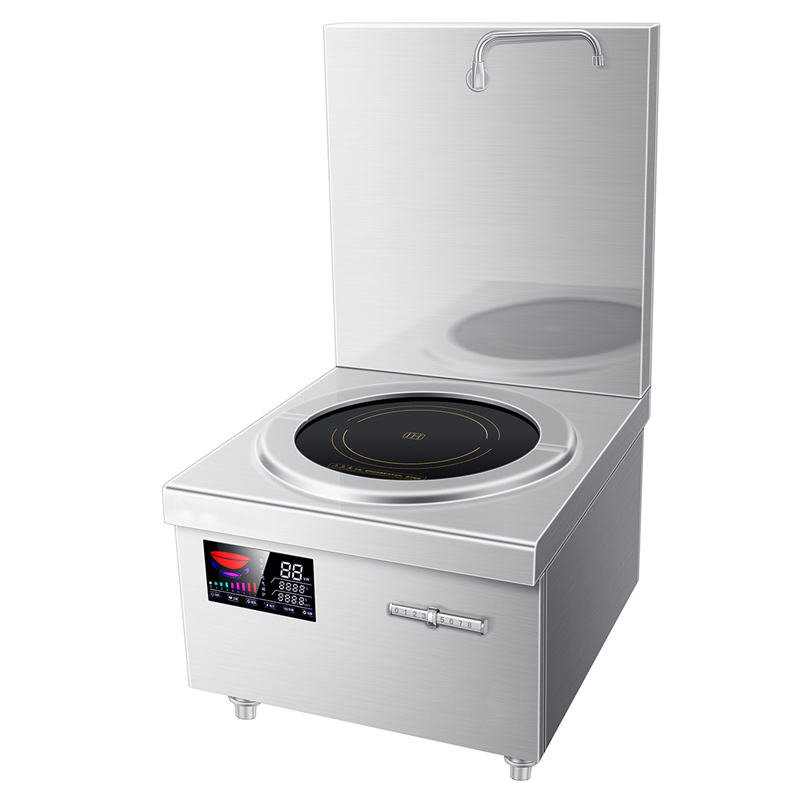 电磁平头汤炉